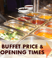 Buffet Price and Opening times